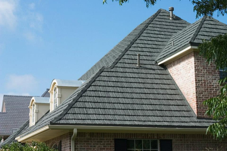 Canyon Shake Metal Roofing