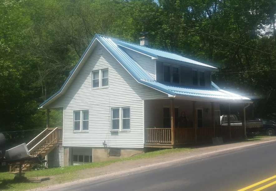 Recent Metal Roof Installations